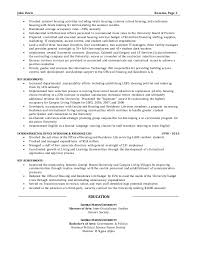 operations resume operations manager business operations    sample