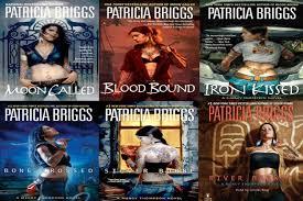 Mercy Thompson Series (Books 1 - 6) - Patricia Briggs