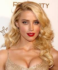 Amber Heard Hairstyle - Amber-Heard
