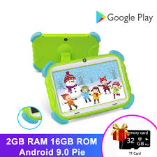 <b>ZONKO</b> 7 inch <b>Kids Tablet</b> Android 9.0 <b>Children</b> Learning Education ...