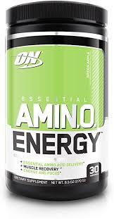 OPTIMUM NUTRITION <b>ESSENTIAL AMINO ENERGY</b>, <b>Green</b> Apple ...