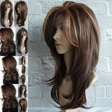 Partial Bangs Full Wig women <b>Curly Sexy</b> Wig no brand | Shopee ...