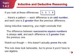 inductive and deductive reasoning worksheet   intrepidpath topic inductive and deductive reasoning