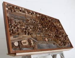 ideas reclaimed wood wall art interior mesmerizing mulded city creations applied at reclaimed wood a