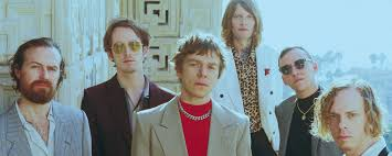 <b>Cage The Elephant</b>: Home