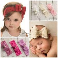 <b>20pcs</b>/<b>Lot</b> Baby Girls Colorful <b>Mini Bow</b> Headband Elastic Flower ...