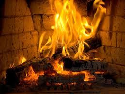 Image result for fogata sentado en la mecedora chimenea