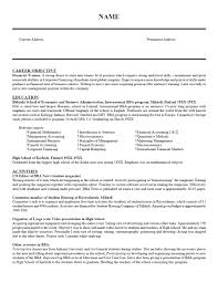 best objective for high end possition resume template example developer resume service web objective resume