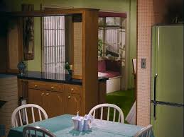 A  quot Bewitched quot  House  Morning Glory CircleBewitched TV show kitchen Avocado fridge