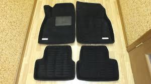 <b>Велюровые коврики салона</b> Satori <b>3D</b> liner basic — Opel Astra, 1.6 ...