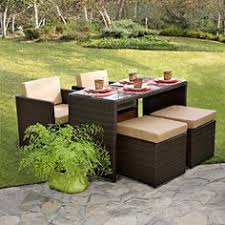 patio furniture sets small spaces