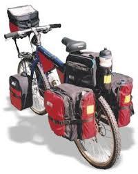 <b>RHINOWALK 25L</b> Waterproof <b>Bicycle</b> Panniers MTB <b>Bike</b> Packing ...