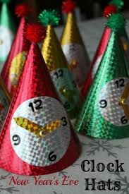 New Year Craft Ideas New Year S Kids Crafts On Years Eve