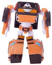 Трансформер <b>YOUNG TOYS Tobot</b> Adventure Mini X 301044 ...