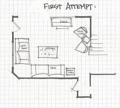 sample living room layouts modern design furniture
