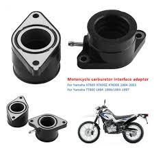 <b>Motorcycle Carburetor Interface Adapter</b> Intake Interface Carb ...