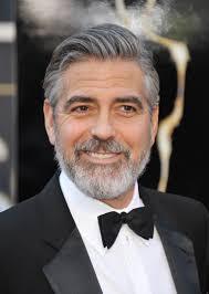 <b>George Clooney</b> - George-Clooney-beard