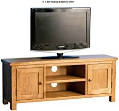 Solid Wood TV Unit - Amazon.co.uk