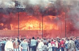 「1985 Heysel Stadium Disaster」の画像検索結果