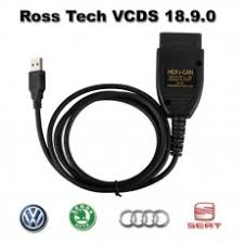 Диагностический кабельVCDS 20.4.1 EN / 19.6.1 RUS HEX-CAN