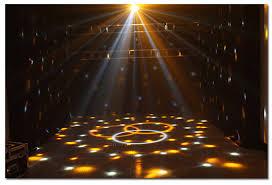 18W EU/ US DISCO BALL PARTY LIGHTS Bluetooth <b>Remote</b> ...