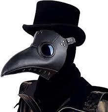 Raxwalker Plague Doctor Bird Mask Long Nose Beak ... - Amazon.com