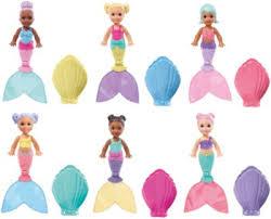 Мини-<b>кукла Barbie</b> Dreamtopia <b>Русалочка</b>-<b>загадка</b>
