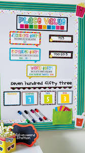 17 best ideas about writing bulletin boards ela this colorful and popping place value bulletin board set is sure to engage your students