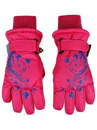 Simplicity - Lullaby <b>Kids Ski</b> Gloves <b>Kids</b> Warm <b>Winter Outdoor Snow</b> ...