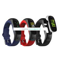 Price:$46.30 FITUP <b>v08s color screen</b> bluetooth earphone & fitness ...