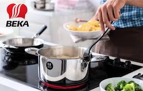 Beka. Посуда для приготовления - Чики Рики