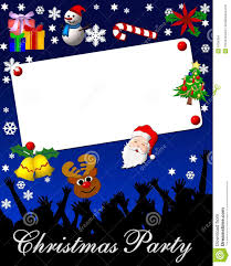 christmas party invitation stock images image  christmas party invitation