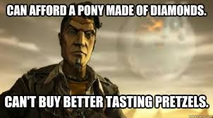 Handsome Jack memes | quickmeme via Relatably.com