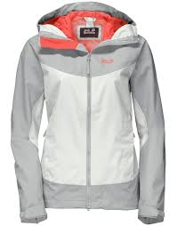 <b>Куртка</b> Jack Wolfskin <b>NORTH</b> RIDGE <b>WOMEN</b> серая - купить в ...