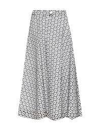 <b>Persona by</b> Marina Rinaldi белая <b>юбка</b> на резинке с кружевом ...