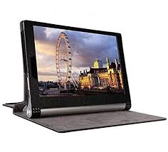 "ProElite <b>PU Leather</b> Flip <b>case Cover</b> for Lenovo Yoga <b>Tab</b> 3 8"" 850F ..."