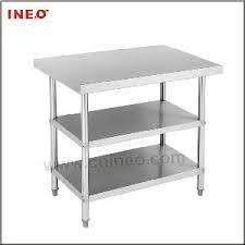 stainless kitchen work table: stainless steel kitchen restaurant work prep table