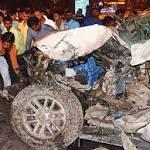 Delhi: Speeding SUV hits 5 vehicles; teen killed, 7 injured
