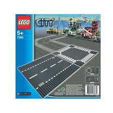Лего Дорога и <b>перекресток LEGO City</b> - купить в Москве по низкой ...