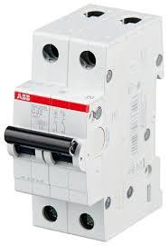 <b>Автоматический выключатель ABB</b> SH202L <b>2P</b> (С) 4,5kA ...