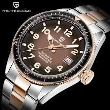 <b>New PAGANI DESIGN</b> Business Men&#39;s Watch Luxury Brand ...