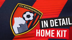 UP CLOSE | AFC Bournemouth 2019/20 home shirt - YouTube