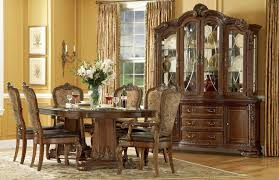 Thomasville Dining Room Chairs Old World Double Pedestal Dining Room Set From Art 143221