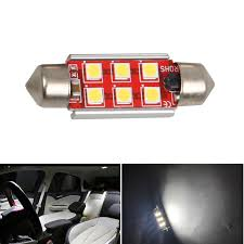 12V 24V Festoon 31mm 36mm 39mm <b>41mm</b> 3030 <b>LED Car</b> Dome ...