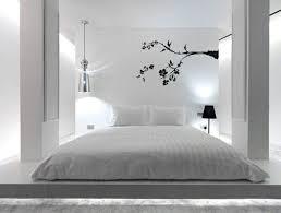 minist bedroom interior wood zen