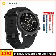 In Stock Global Version <b>New Amazfit GTR</b> Lite 47mm Smart Watch ...