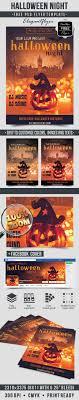 halloween night flyer psd template facebook cover by halloween night flyer psd template facebook cover