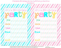 printable birthday party invitations hollowwoodmusic com