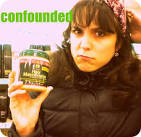 confounded