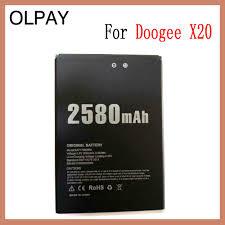 100% <b>Original</b> Mobile Phone <b>Battery For Doogee</b> X10 <b>Doogee</b> X20 ...